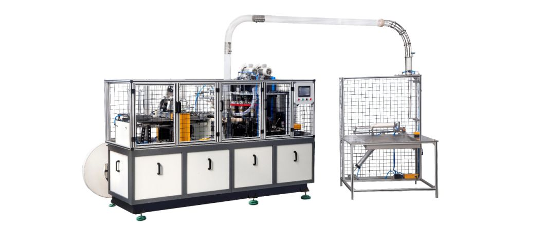 Coffee Paper Cup Forming Machine